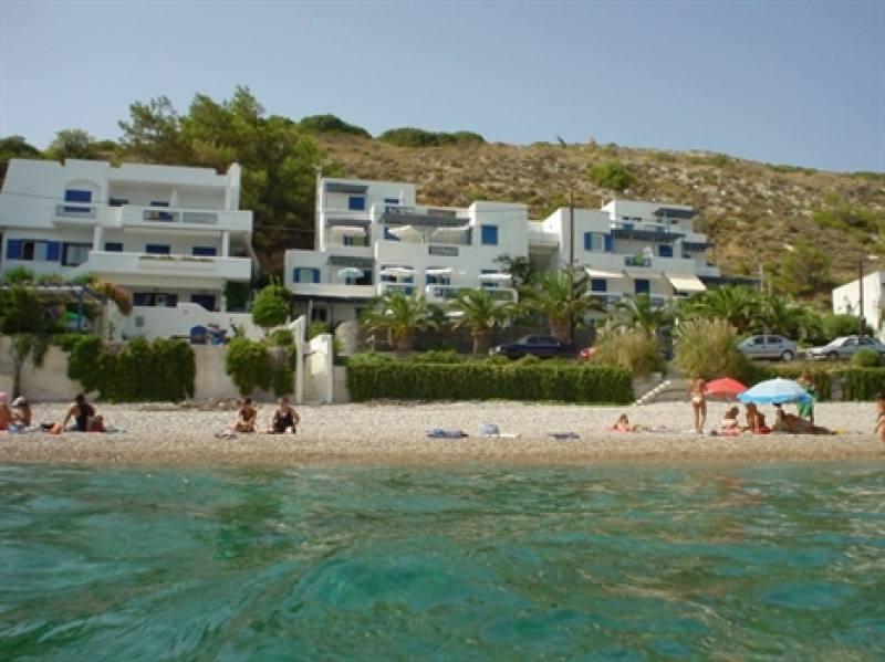 Appartementen Theoxenia - Agia Fotini - Chios
